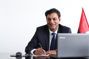 Zahir Mogul, CEO, Delma Exchange
