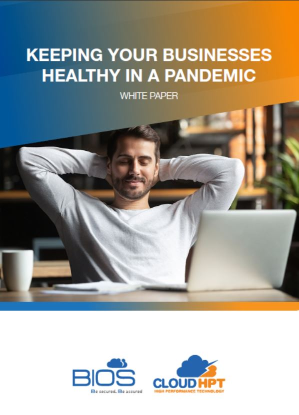 keeping your business healthy in a pandemic